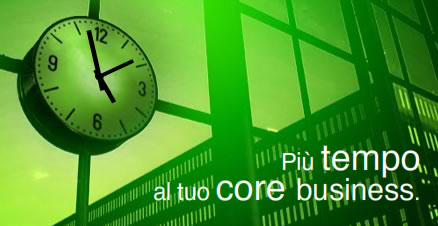 Più tempo al tuo core business
